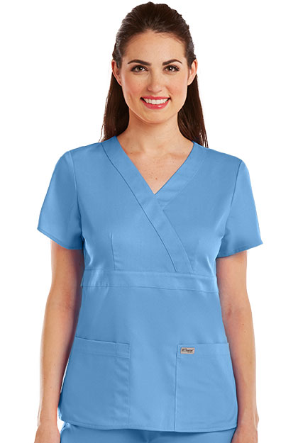 Grey's Anatomy™ Ciel Blue Scrubs