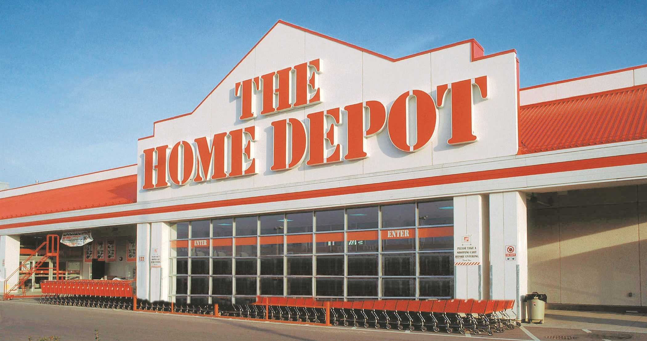 Take Me Nearest Home Depot