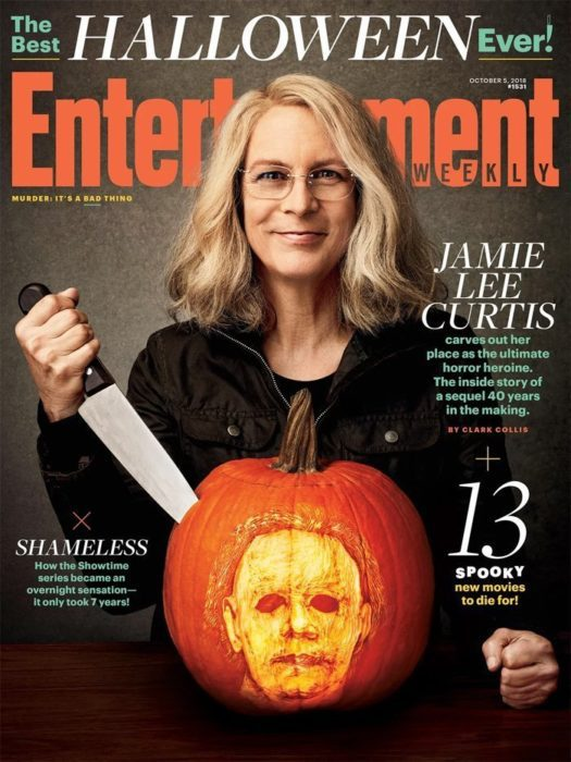 HALLOWEEN COVER ENTERTAINMENT WEEKLY