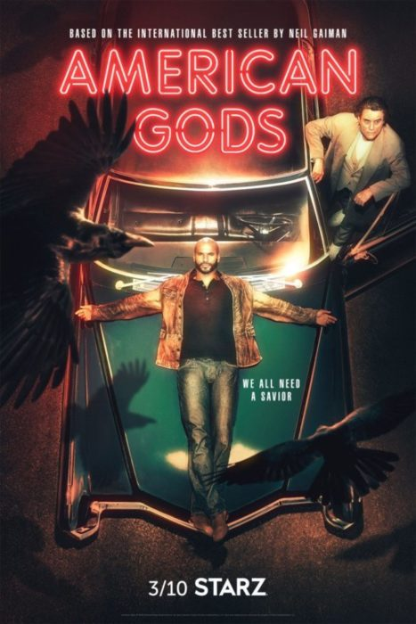 american gods 2 poster