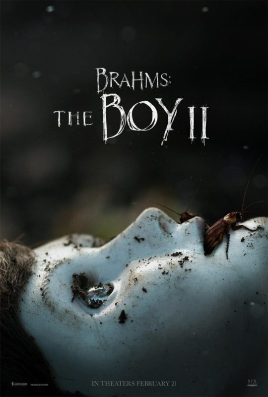 Brahms The Boy 2 poster