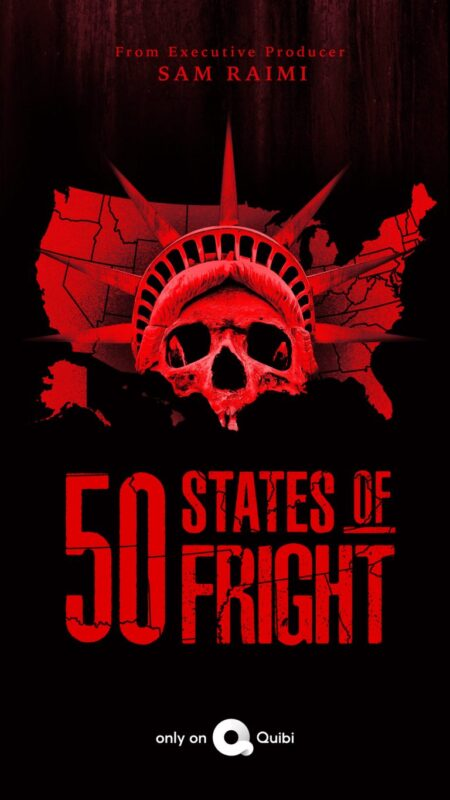 50 States of Fright seconda stagione poster