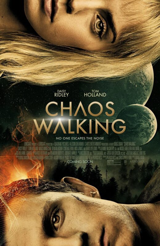 Chaos Walking Film Poster