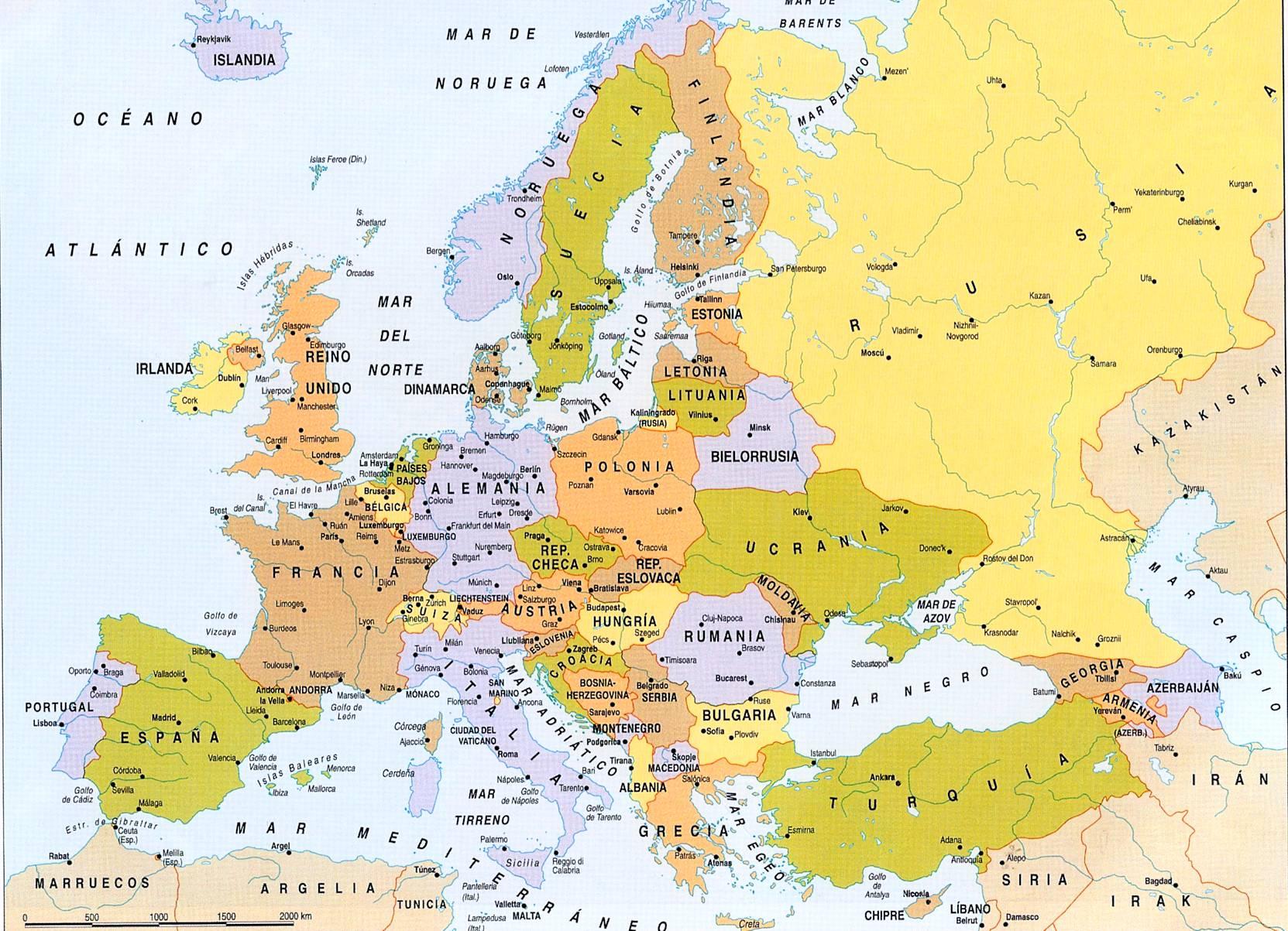 Nombre Mundi Imprimir Para Politico Mapa Grande