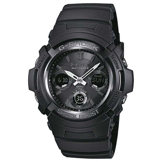 Casio AWG-M100B-1AER Montre Homme