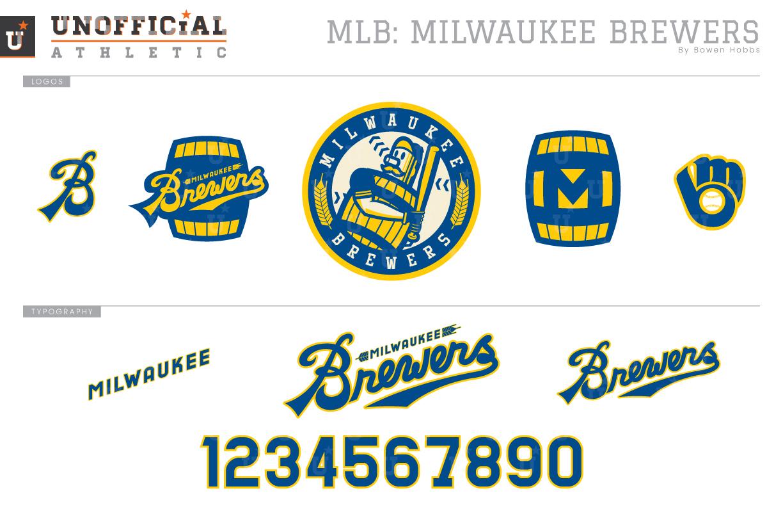 Milwaukee Brewers New Logo