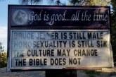 """Por decir que """"La Homosexualidad es pecado"""", pastor fue obligado a abandonar su congregación"""