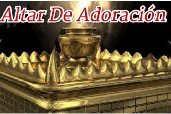 Altar de Adoración