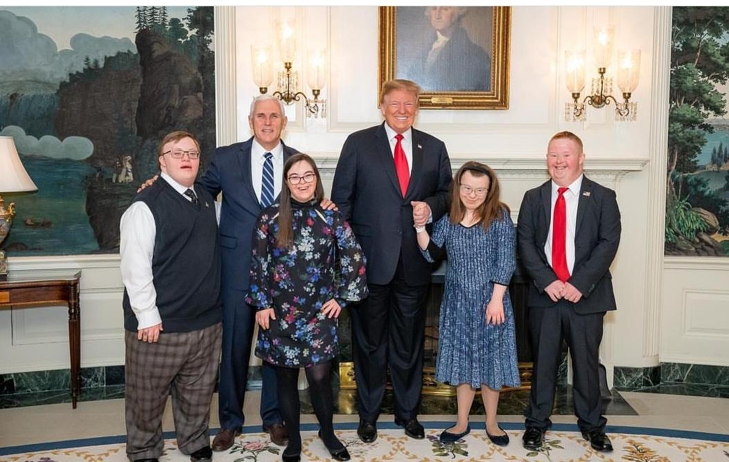 Trump en el Día Mundial del Síndrome de Down: '¡Siempre defenderemos la VIDA!'
