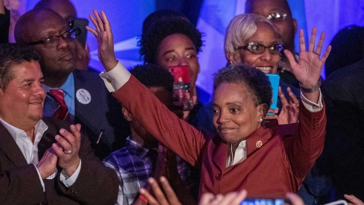 Chicago elige a su primera alcaldesa negra y abiertamente gay