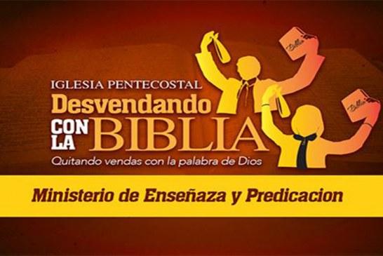 Iglesia Pentecostal Desvendando con la Biblia