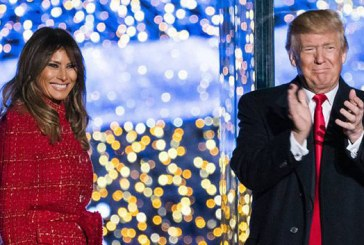 El presidente Trump proclama que Jesús es la razón de la temporada en National Christmas Tree Lighting