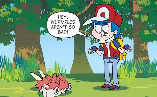 Made Characters Fan Pokemon