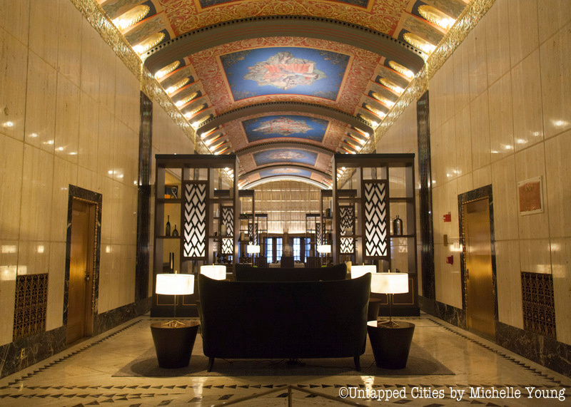 Inside The Historic New York Telephone Building The