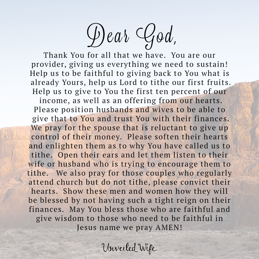 Your Prayers Encouragement And Thank You