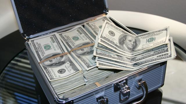 35 Million Dollars Cash Money