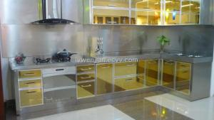 Stainless Steel Kitchen Cabinet From China Manufacturer