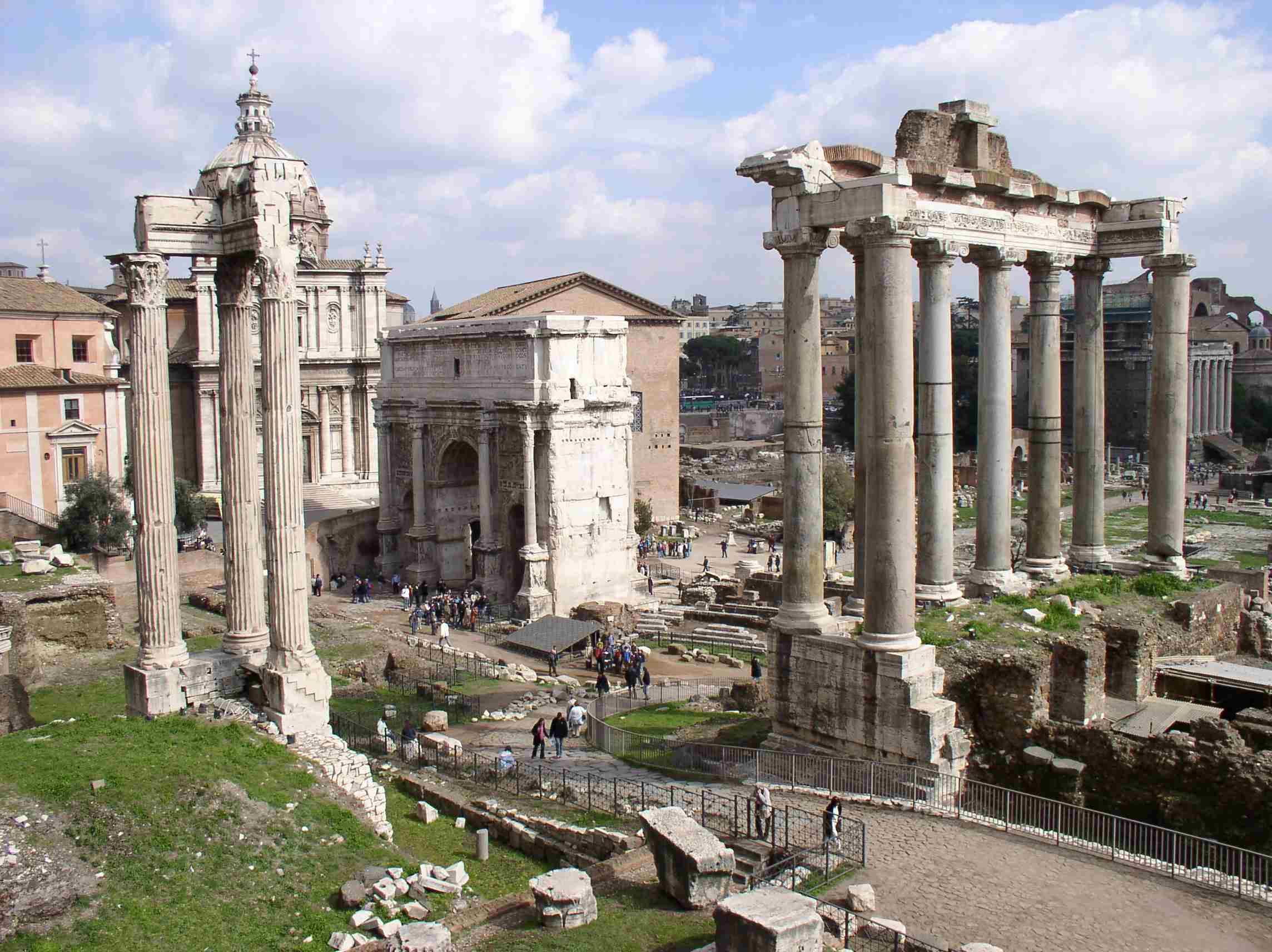 Roman Forum - Wikiwand