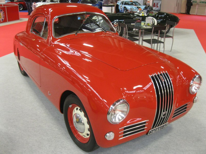 1964 studebaker cars » Grand tourer   Wikipedia Fiat 1100 S Coup     1949