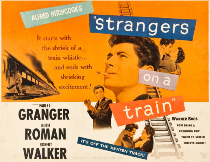 Strangers on a Train  film    Wikipedia