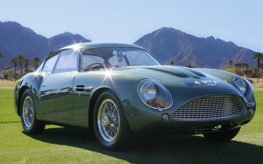 1964 austin cars » Grand tourer   Wikipedia Aston Martin DB4 GT Zagato 1961