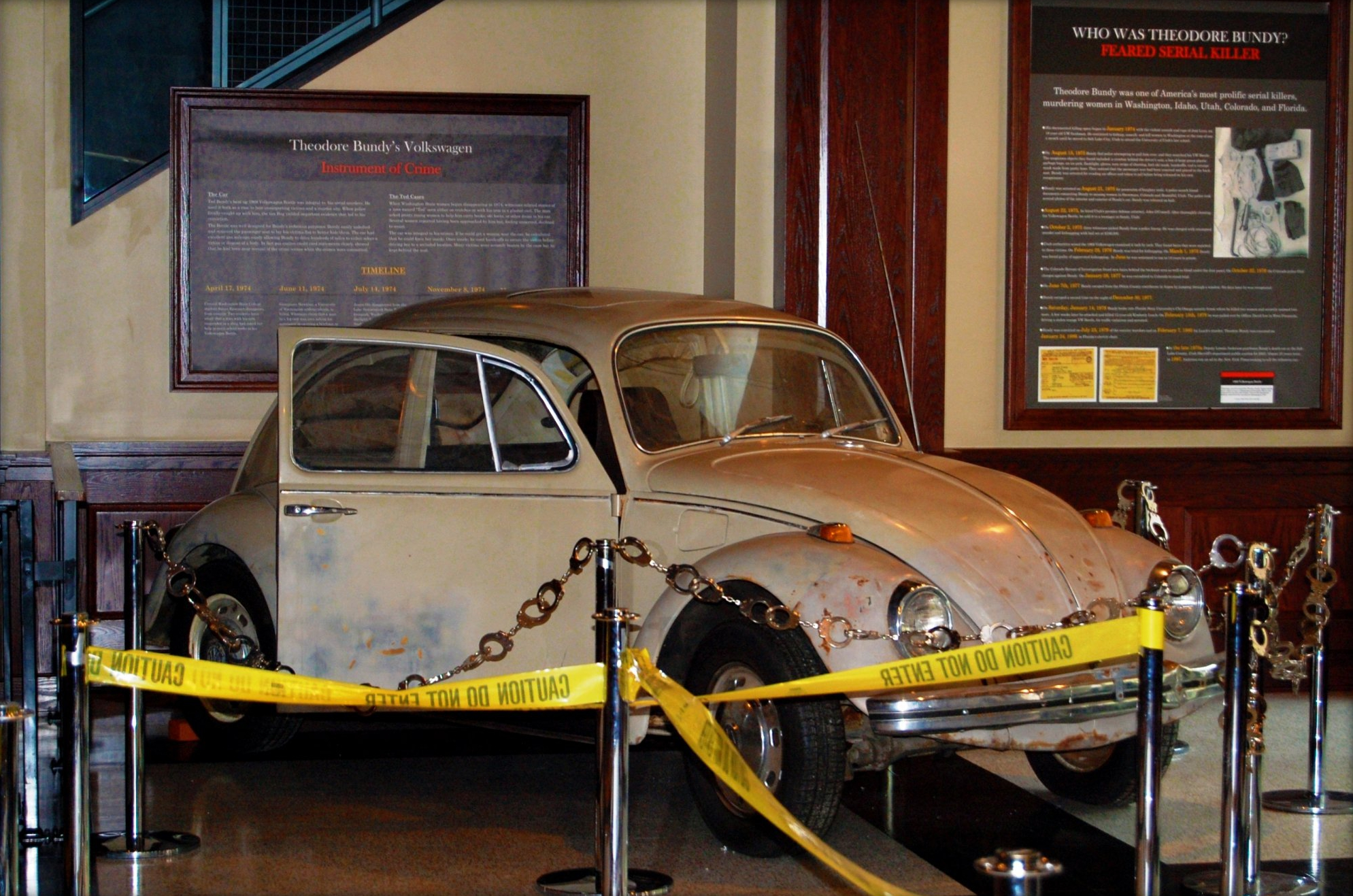 National Museum Of Crime And Punishment Washington Dc