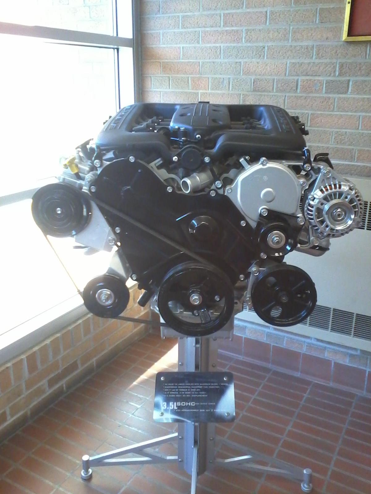 Lhs Water 35l Pump Chrysler Sequential 1997