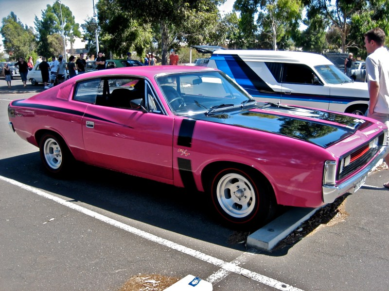 1973 chevrolet cars » Muscle car                                                                       Chrysler VH Valiant Charger