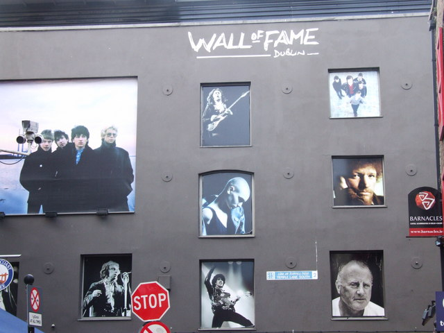 Irish Music Hall Of Fame Wikipedia