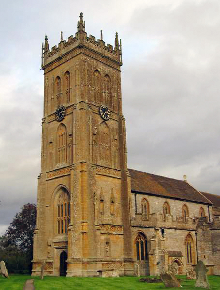 St Martin S Church Kingsbury Episcopi Wikipedia