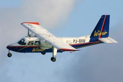 Britten-Norman BN-2 Islander - Wikipedia