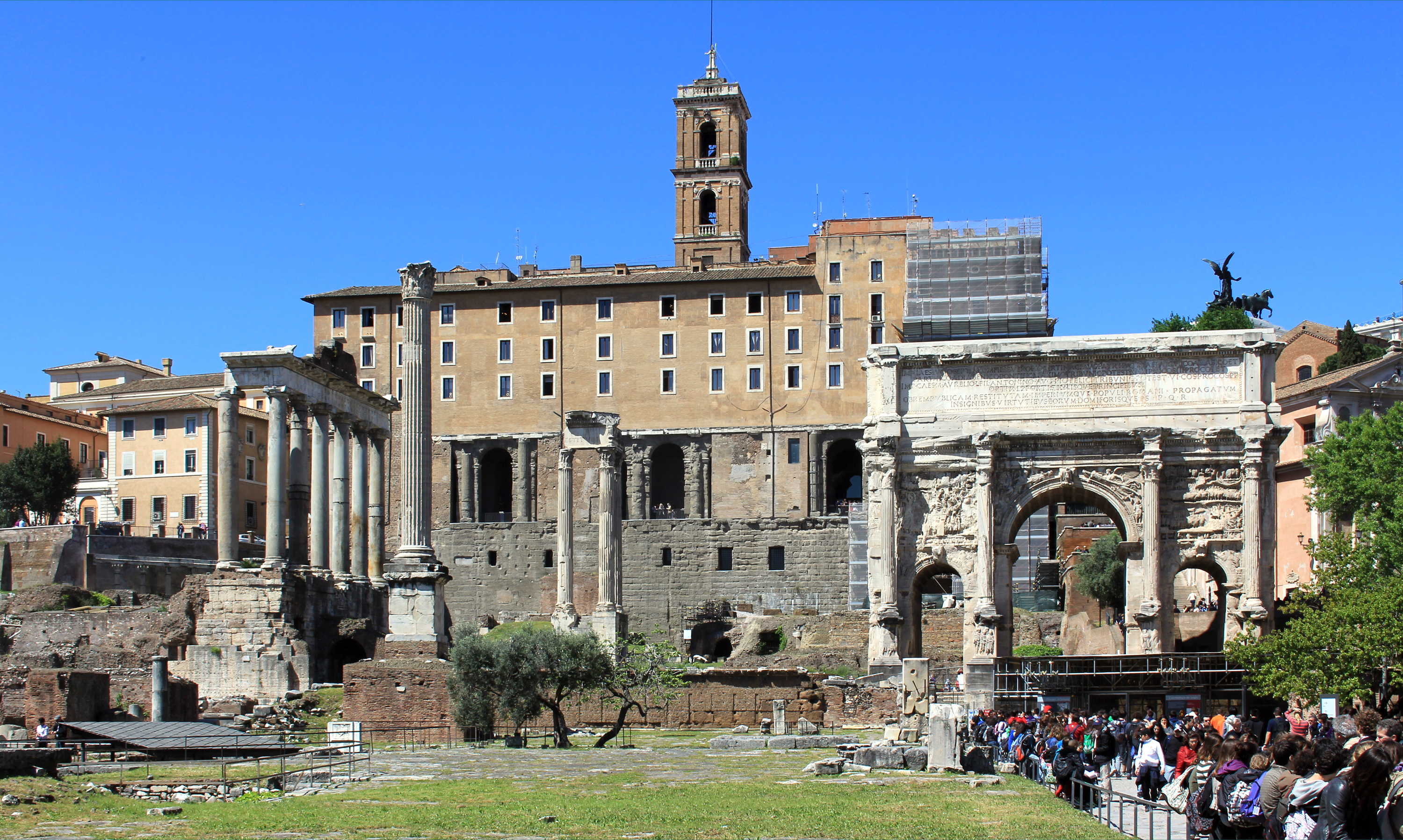 Tabularium Rome - Book Tickets & Tours | GetYourGuide.com