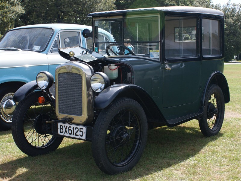 1961 austin cars » History of the automobile   Wikipedia 1929 Austin Seven