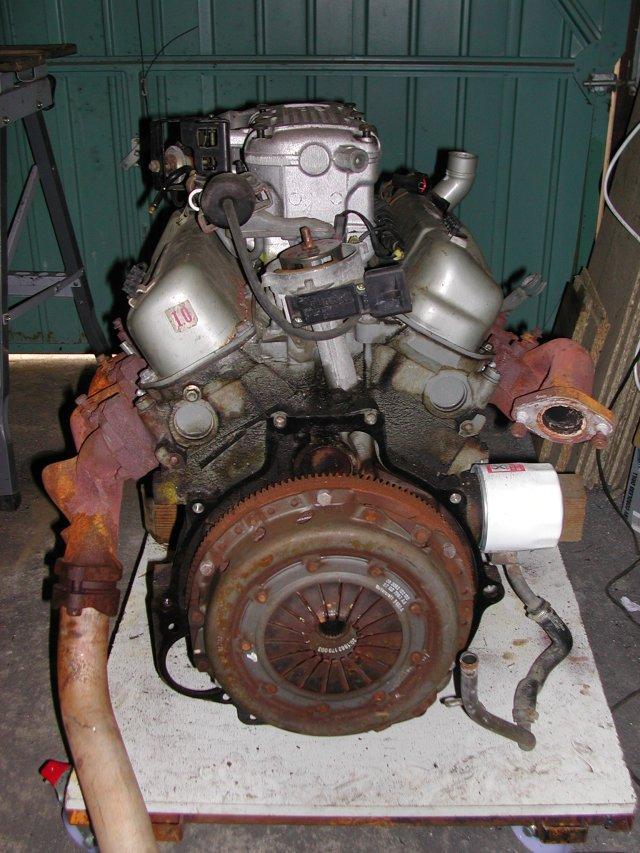 3 Egr 8 Mustang V6 2001