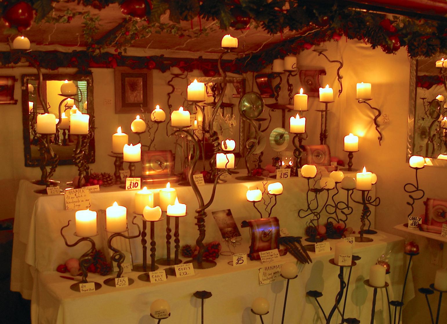 Christmas Lights Plug Night