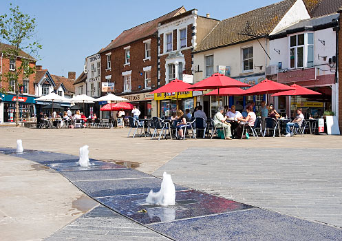 Buckinghamshire Travel Guide At Wikivoyage