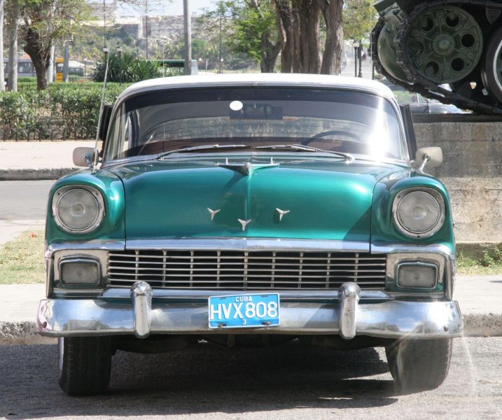 1956 chevrolet cars » File Old US car in Havana   Flickr   exfordy  7  jpg   Wikimedia Commons File Old US car in Havana   Flickr   exfordy  7  jpg