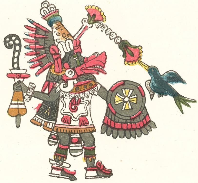 Vienna Quetzalcoatl Codex