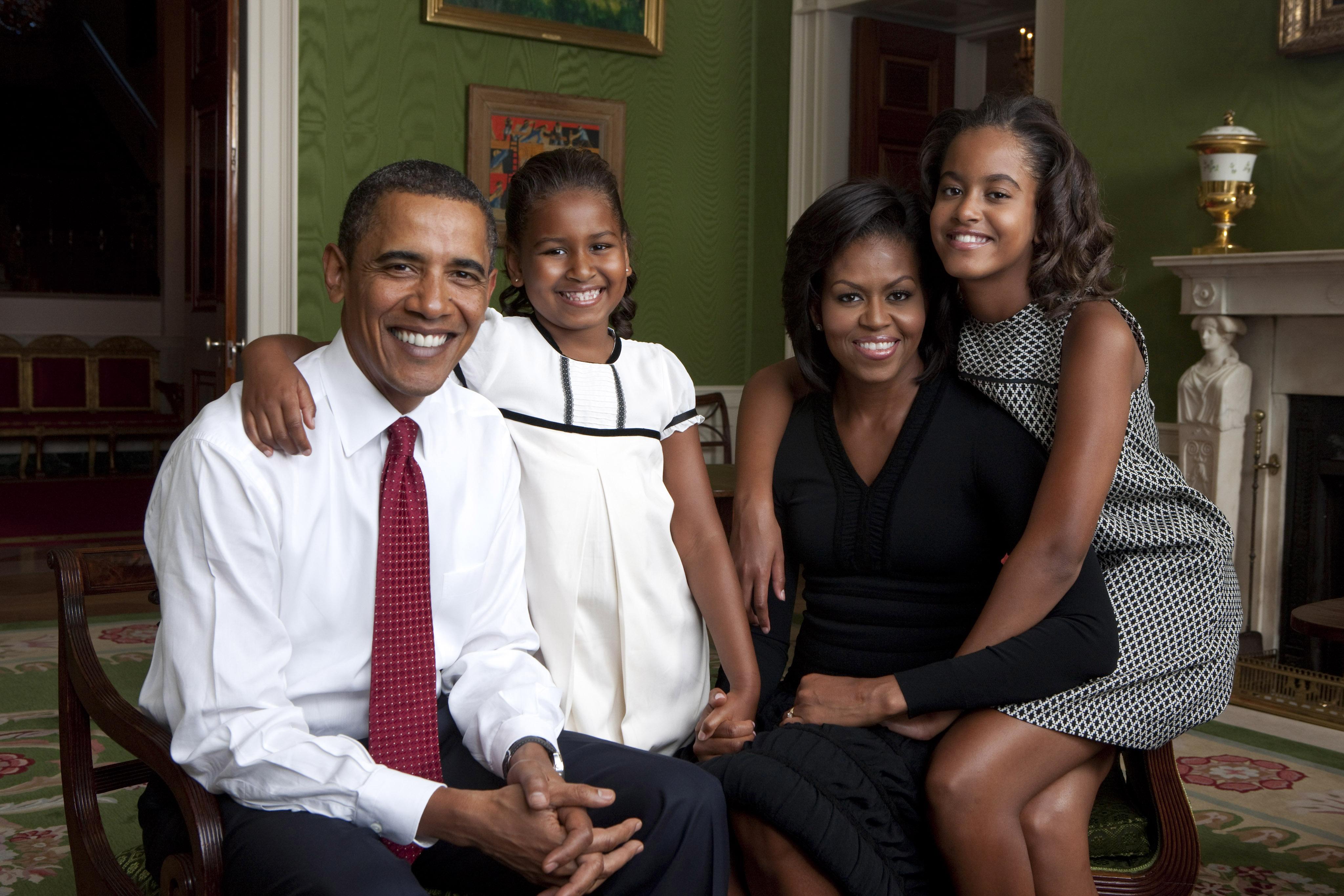 barack obama's parents - HD2048×1366