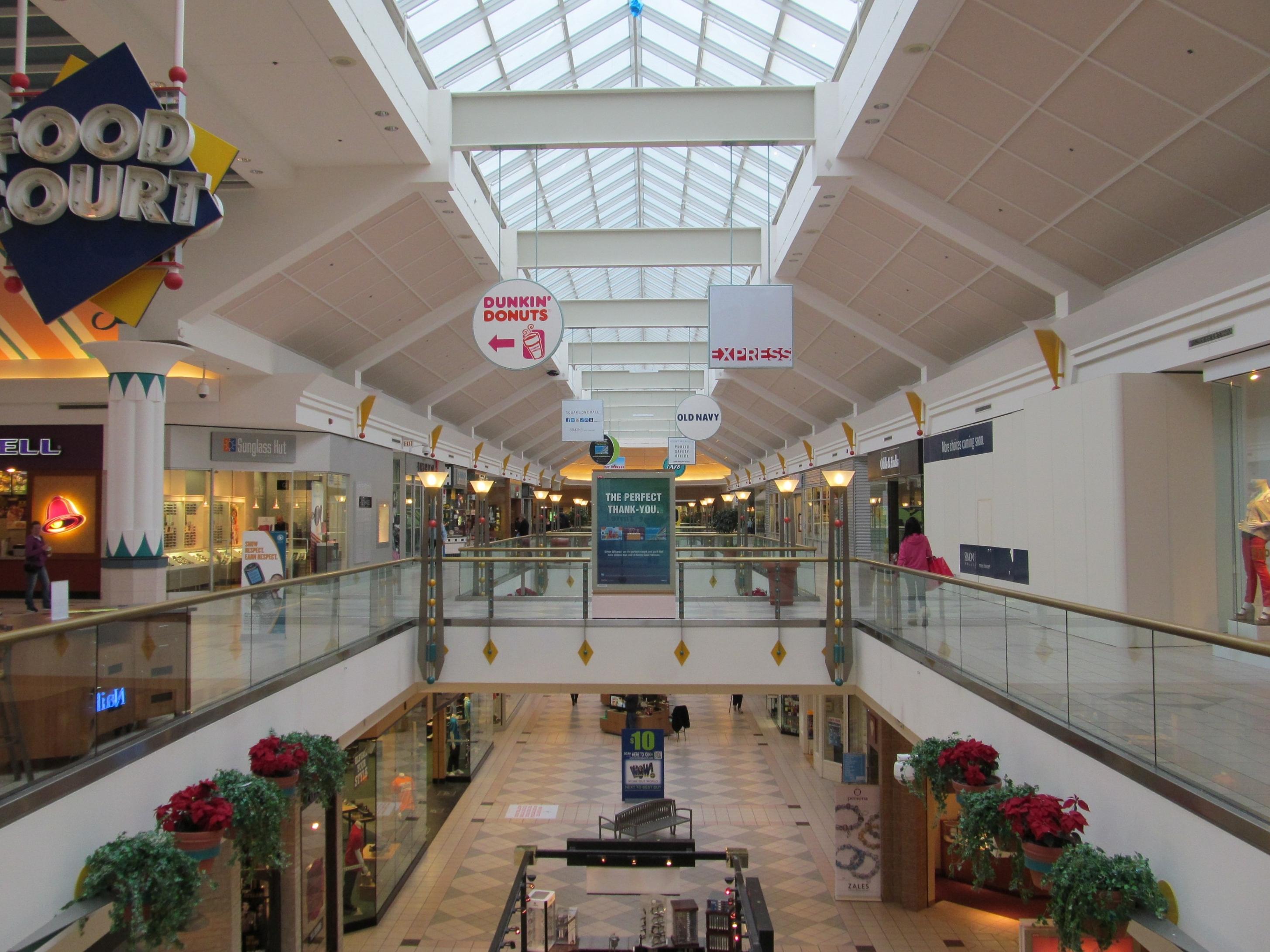 Woodfield Mall Directory