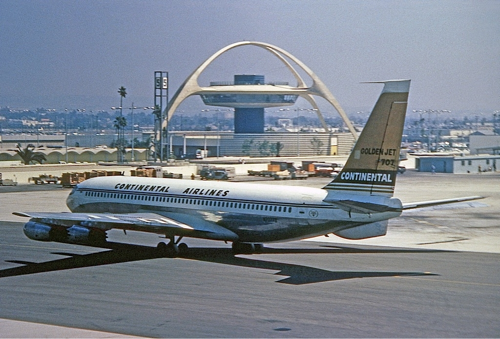 Continental Airlines Flight 11 - Wikipedia