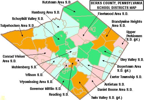 Brandywine Heights Area School District - Wikipedia