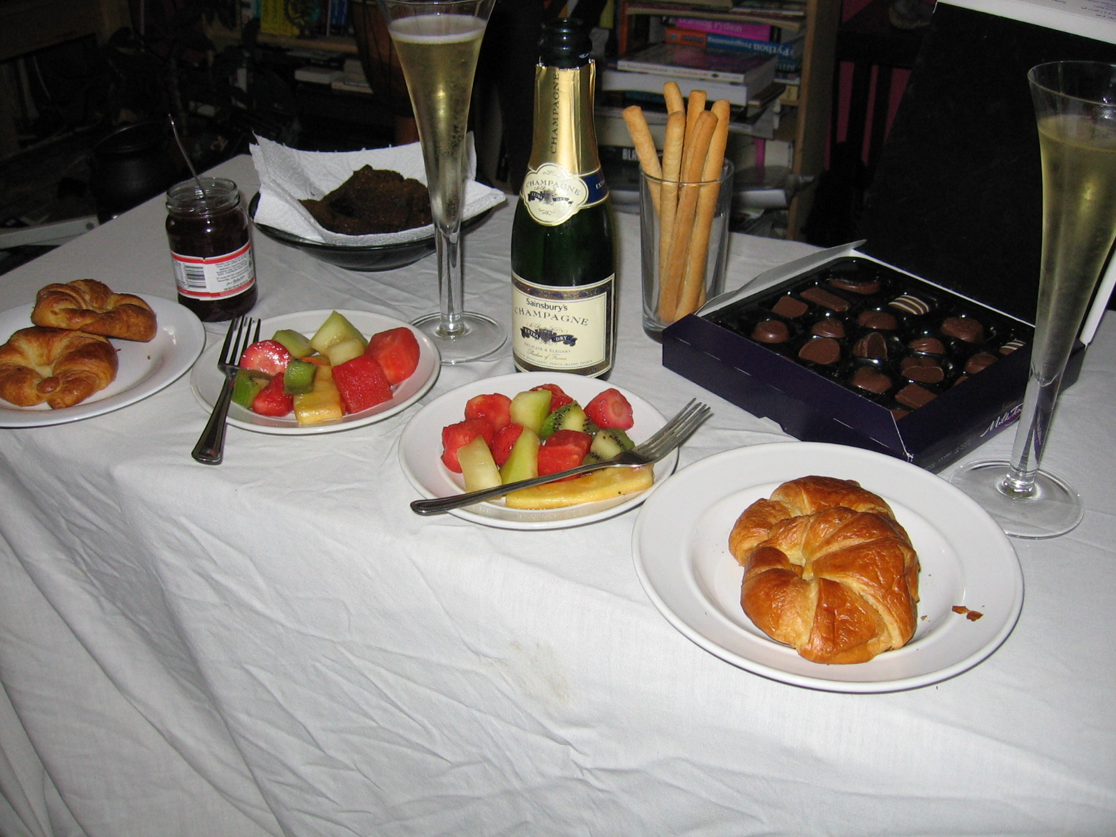 Champagne Breakfast Wikipedia