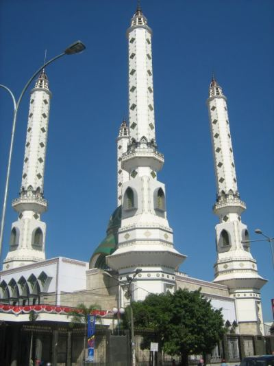 Cilegon – Travel guide at Wikivoyage