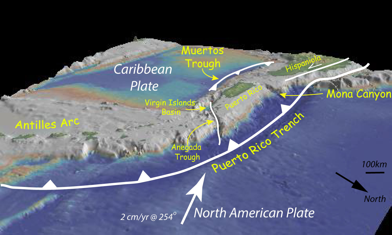 3 Major Plate Boundaries