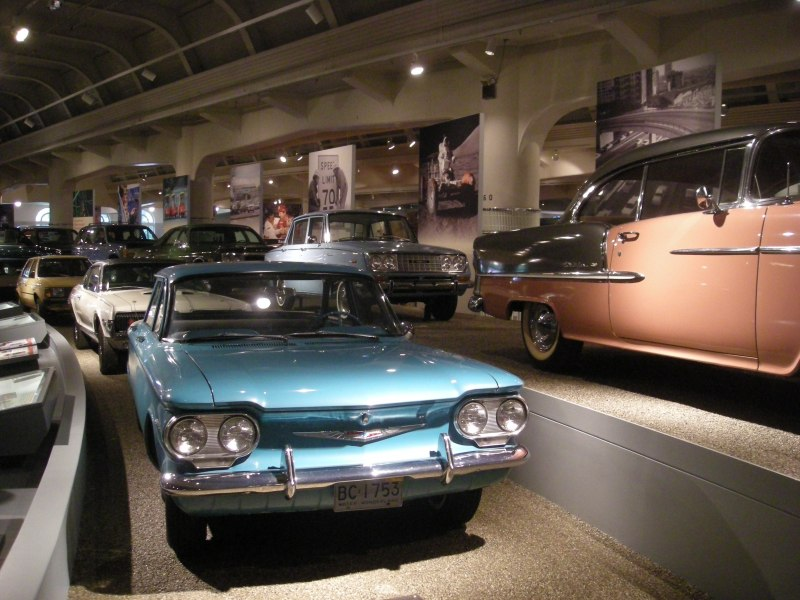 1964 studebaker cars » File Henry Ford Museum August 2012 14  Driving America  jpg     File Henry Ford Museum August 2012 14  Driving America  jpg