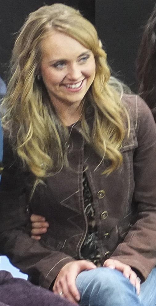 Amber Marshall Shawn Turner 2016