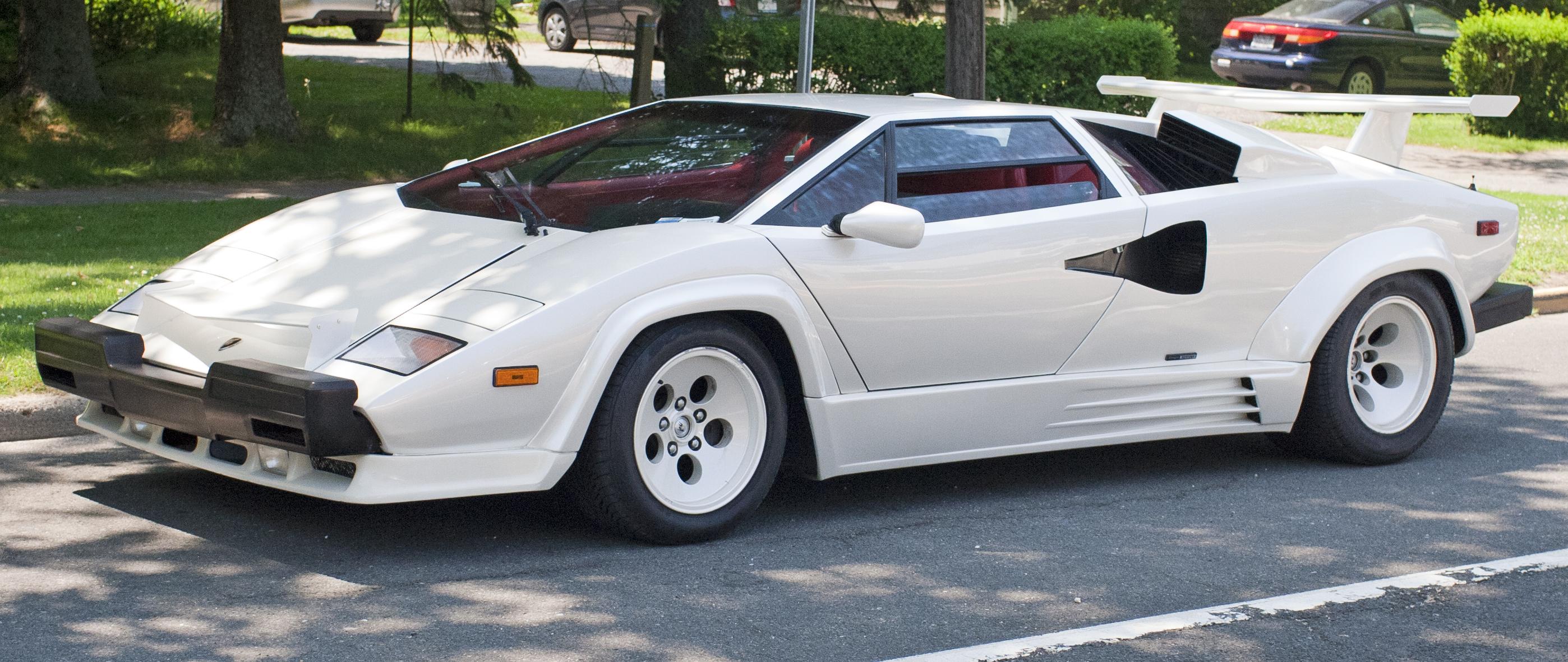 1987 Lamborghini Diablo