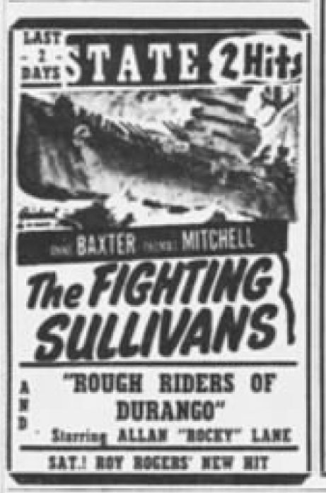 The Fighting Sullivans Wikipedia