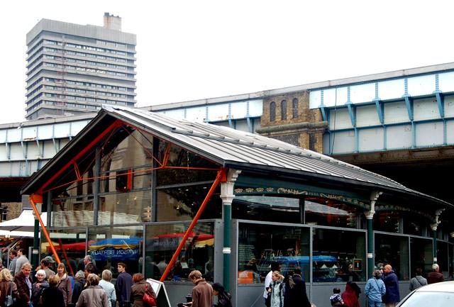 Fish Restaurant Borough Market